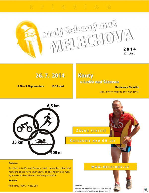 pozvanka triatlon 2014